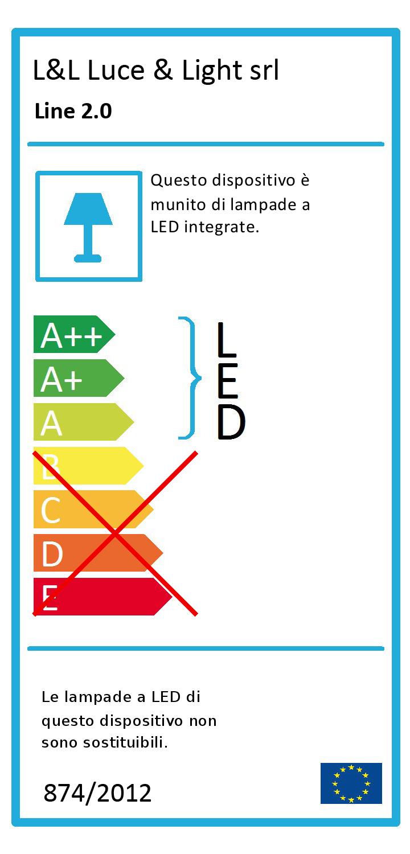 Line 2 0 - L&L Luce&Light