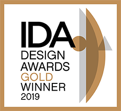 IDA International Design Awards 2019 - Gold