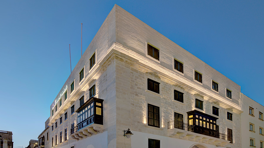 BOV Bank of Valletta - L&L Luce&Light