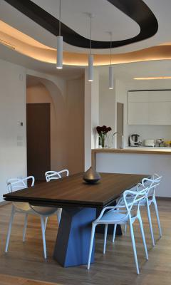 Kora 2.0, 3000K, 6W, 58°, white. Private residence, Foggia, Italy. Project by Corfone + Partners