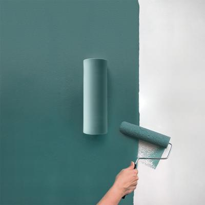 A version covered in a neutral, bonding primer allows the surface to be painted with the same wall paint as the wall it's attached to, focusing attention on the light output alone