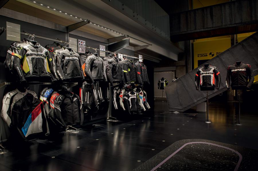 Spidi Sport Showroom 01