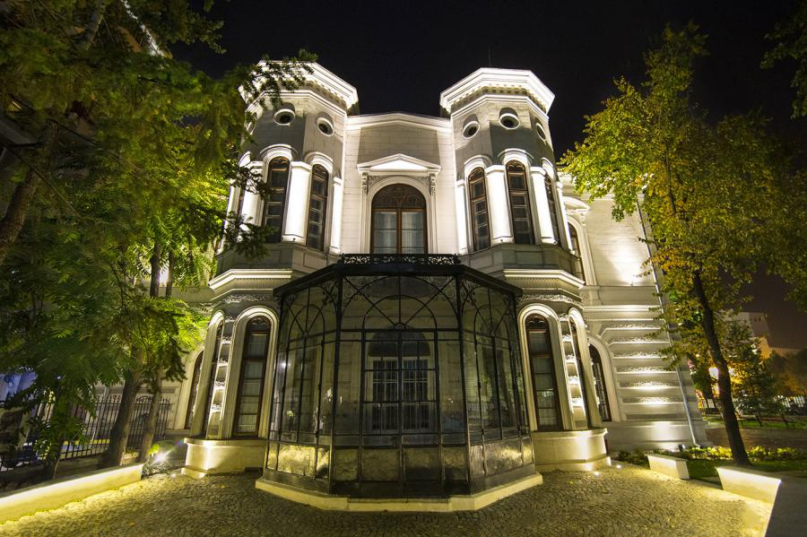 The Bucharest Municipality Museum 01