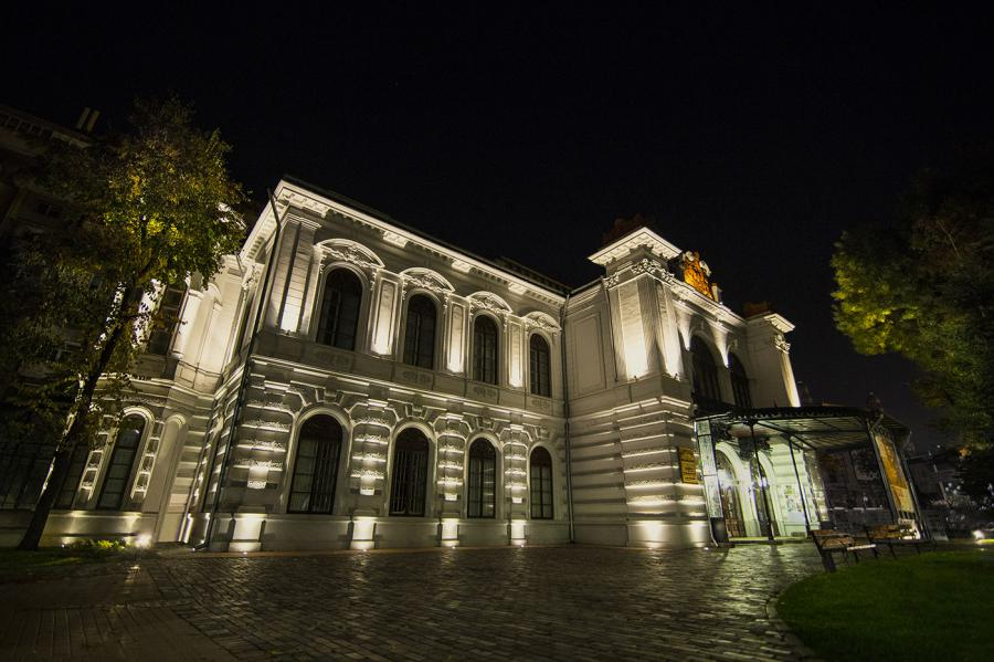 The Bucharest Municipality Museum 02